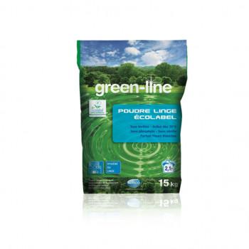 Lessive poudre GREEN LINE