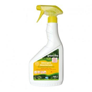 Détergent désinfectant PAE  GREEN LINE