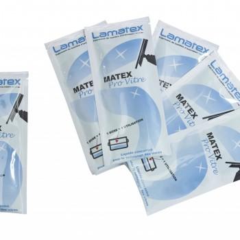 Dosette concentrée MATEX PRO vitre