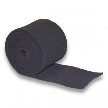 Rouleau abrasif noir