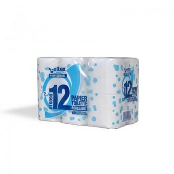 Papier toilette  Gaufré 2 plis Celtex