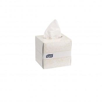 Mouchoirs boîte cube TORK