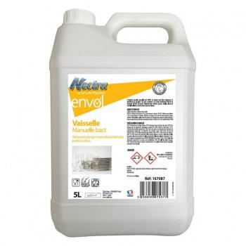 Vaisselle manuelle bactéricide ENVOL