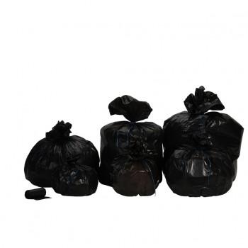 Sac poubelle noir basse densité