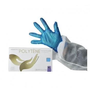 Gant polytène NON POUDRE