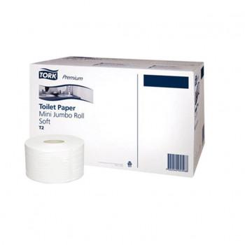 Papier toilette Mini Jumbo Tork 170M