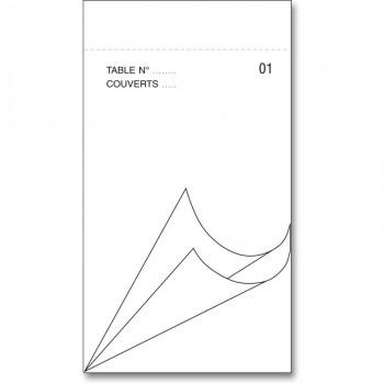 Bloc commande 3 plis