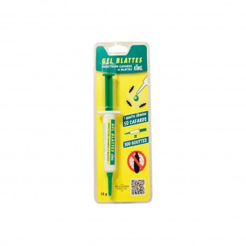 Seringue insecticide Gel blattes KING