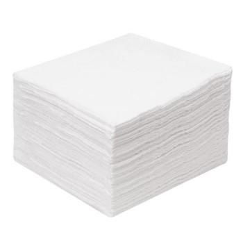 Serviette ouate 30x30 blanche 1pli ou 2plis