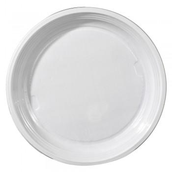 Assiette plastique 22cm