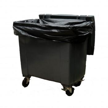 Housse conteneur noire