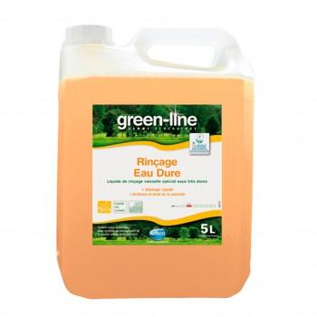 Rinçage machine ECOLABEL GREEN LINE