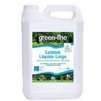 Lessive liquide GREEN LINE