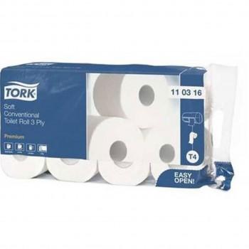 Papier toilette  3 plis TORK