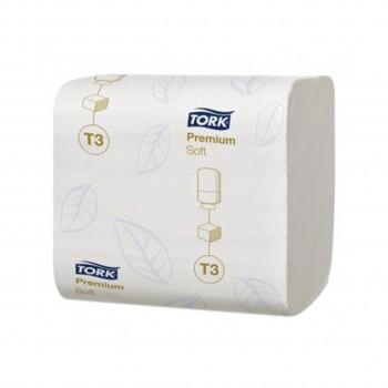 Papier toilette feuille à feuille TORK